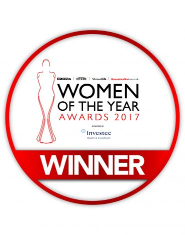 Winner of Women of the Year 2017 Start-Up Business
